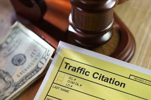 traffic citation